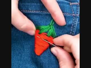 Швейные лайфхаки для джинсов