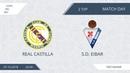 AFL18. Copa Del Rey 2018. Day 2. Real Castilla-S.D. Eibar.