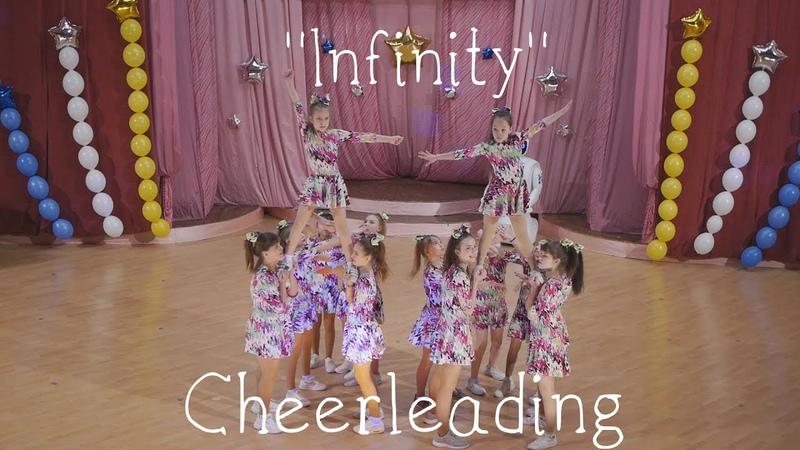 Черлидинг. Команда Infinity. Танец ЧирДжаз | Моё выступление | ЦДТ Кумертау Vika Vika