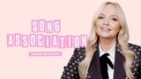 Emma Bunton Sings the Spice Girls, Whitney Houston, and New Edition Song Association ELLE