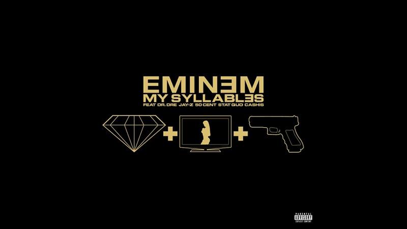 Eminem - Syllables (Audio) ft. Dr. Dre, Jay Z, 50 Cent, Stat Quo, Cashis