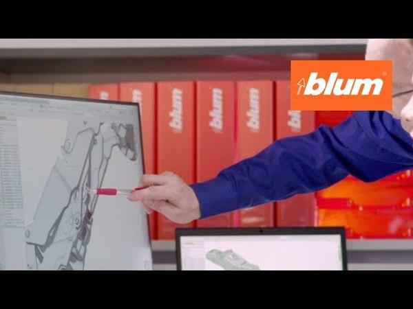 Качество изделий Blum