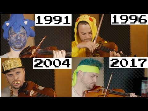 Evolution of Game Music PART 2 | 1984-2017