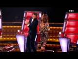 Justin Timberlake – Cant stop the feeling _ Lisandro Cuxi _ The Voice France 2017 _ Blind Audition