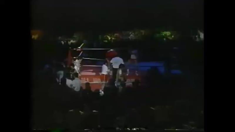 1991 06 09 NTV All Japan Pro Wrestling