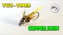 Copper John: Two-Tone Skwala by Curtis Fry