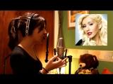 1 девушка и 15 голосов (Adele, Ellie Goulding, Celine Dion, и еще 12) [1080p]