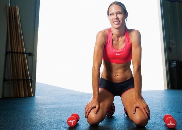 Польза фитнеса для девушек!