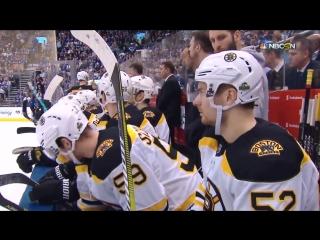 Game 3,Round 1,Period 3,Boston Bruins-Toronto Maple Leafs