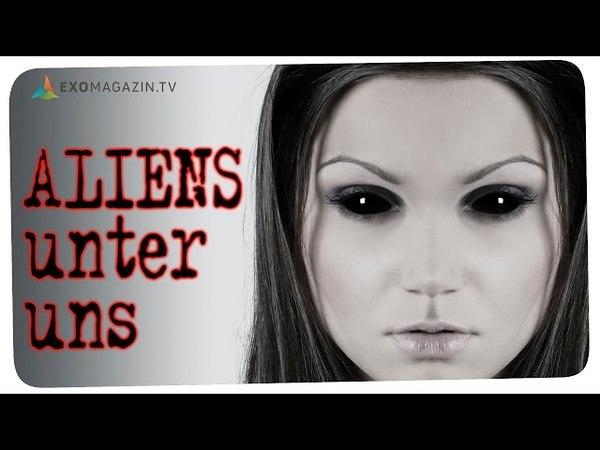 Leben Aliens unter uns?   ExoMagazin