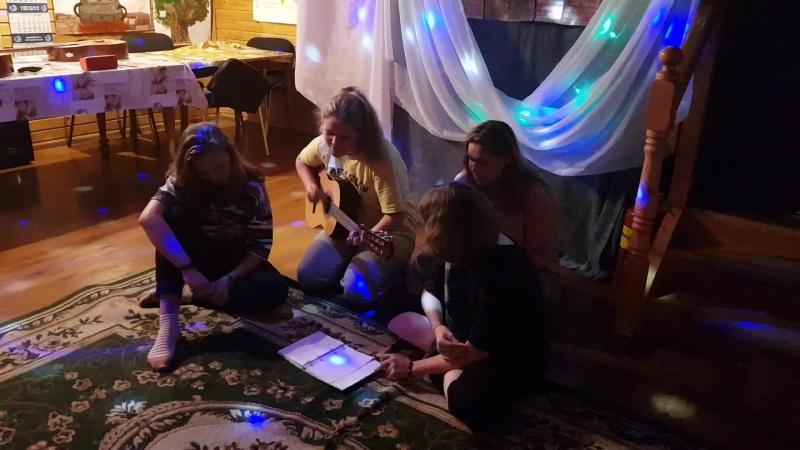 девочки молодцы Спели КЛАССНО 5 СМЕНА