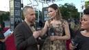 Sam Rockwell and Leslie Bibb Red Carpet Interview - Golden Globes 2019