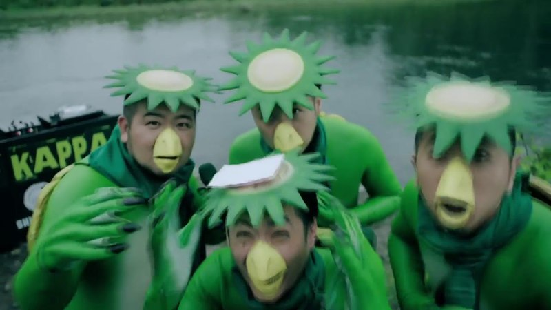 【SHIKURAMEN シクラメン CM 】ドライペット「ドライカッパ」篇
