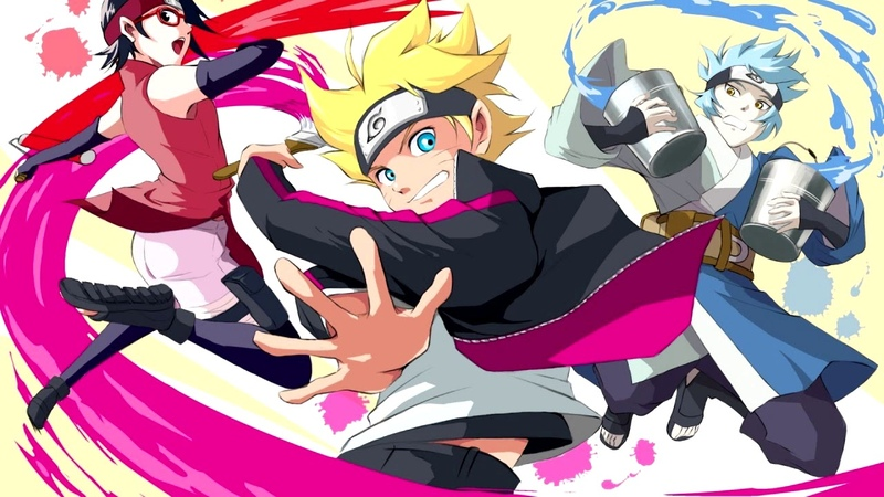 Boruto OP 4 FULL「Lonely Go!」by Brian the Sun