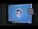 В Китае без фейсконтроля даже пос....не получится (Массовая слежка , распознани