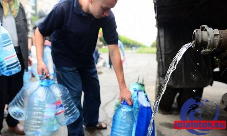 В МЧС ЛНР предупредили о перебоях с водоснабжением в трёх прифронтовых посёлках
