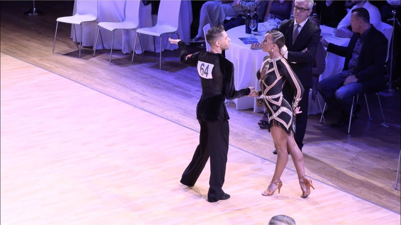 Moldovan Paul - Tatar Cristina ROU, Jive | WDSF World Open Latin