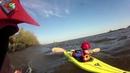 Angel slalom kayak from Soul Waterman