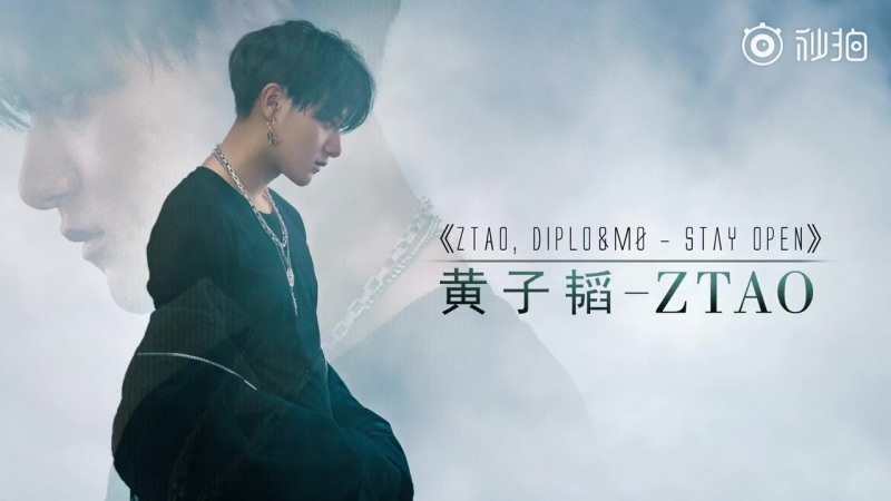 [VIDEO] Z.TAO x DIPLO MØ - Stay Open Preview