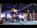 The Bodyguard vs. Shingo Takagi (AJPW - Champion Carnival 2018 - Day 6)