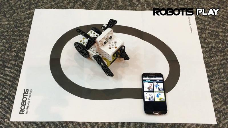 ROBOTIS 4-8 лет