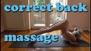 HEALTHY BACK FOREVER, ONLY SMOOTH MOVEMENTS!