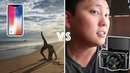 Canon G7X MkII vs Apple iPhone X | Best Pocket Cameras