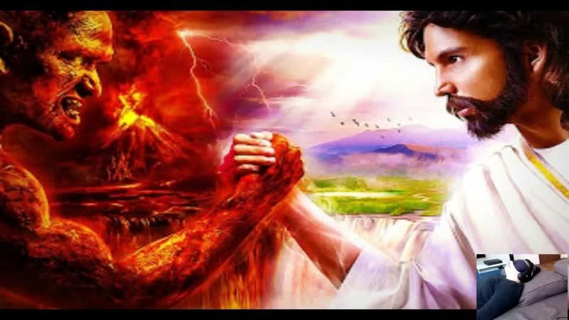 Бог против Дьявола Битва за энергию человека