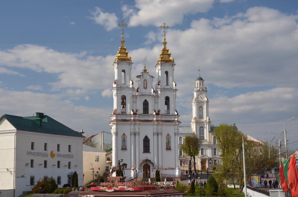 7MDROxlWifo Витебск - культурная столица Беларуси.