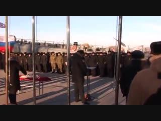 Вице-адмирал Мухаметшин о ... Канте