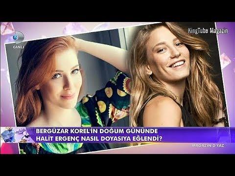 Serenay Sarıkaya, Elçin Sangu ve Selma Ergeç tatile çıktı / Magazin D / 28 Ağustos 2018