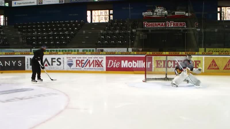 Hockey Mechanics - Goalie Skills Drills