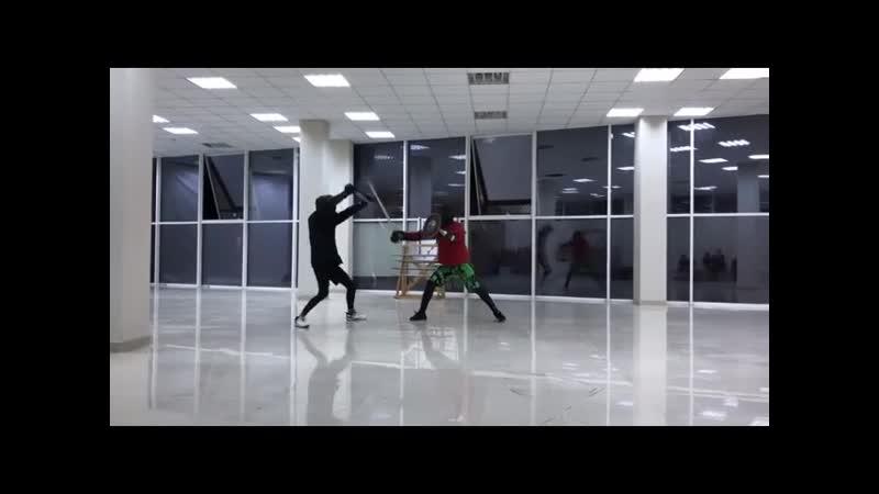 Золотой Сокол в Сочи - тренировка