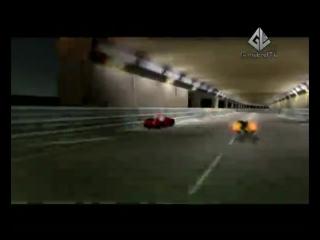 ОТЖыГ gameland tv NFS: Porsche Unleashed