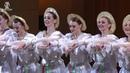 Государственный академический ансамбль танца Беларуси.