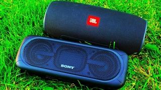 Какую колонку выбрать? JBL Xtreme или Sony XB40???