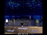 Moonlight тобы ''Tokyo'' (Жанды дауыс, Жыл таңдауы 2017, 07.12.17)