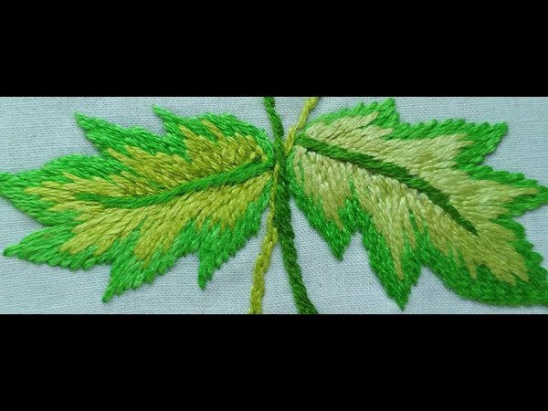 143-Filling of different types of leaves (Hindi Urdu)