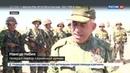 Новости на Россия 24 Учебный бой под Дамаском сирийских военных обучают инструкторы из России