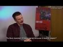 Интервью Криса для NY1 On Stage (Rus Sub)