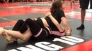 Danielle Kelly NAGA's Battle at the Beach 10 No Gi match