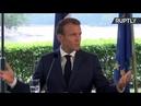 Déclaration conjointe d'Emmanuel Macron et de Juha Sipilä, Premier ministre de Finlande 30.08.2018 15 min. super