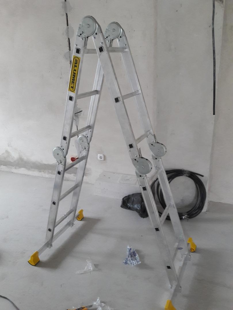 лестница стремянка раскладывающаяся
