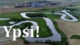 Ypsilanti, North Dakota (4K Drone video)