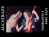 ALCATRAZZ - Live California 1984 - Full show (Hard rock, heavy metal)