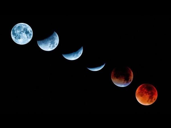 LIVESTREAM: Total Lunar Eclipse - Sunday, January 20, 2019