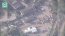 Кадры со сбитых БПЛА подтвердили стягивание ВСУ тяжелой техники к линии соприкосновения в Донбассе