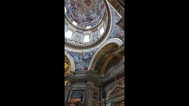 г.Наполи! Италия! Собор - красота неописуемая!