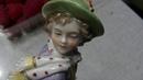 Фарфоровая фигурка Баварский Мальчик с гусями. За два миллиона долларов. Супер состояние.