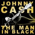 Johnny Cash альбом The Man In Black - 50 Original Hits
